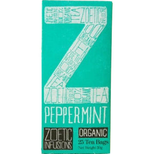 Peppermint Tea - Organic (25's)
