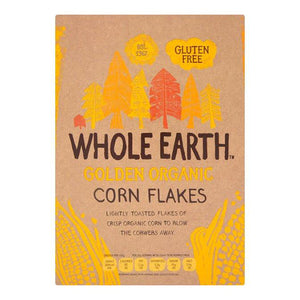 Golden Organic Corn Flakes (375g)
