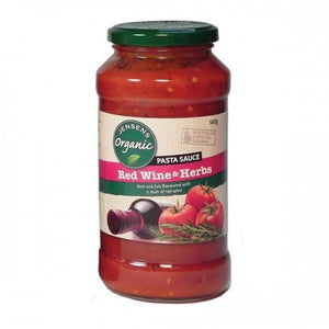 Red Wine and Herb Pasta Sauce (500g)