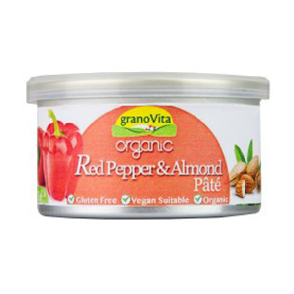 Pepper & Almond Pate (125g)