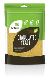 Lotus Yeast Granulated (100g)