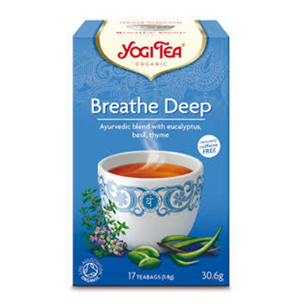 Breathe Deep Tea (17 x 6g)