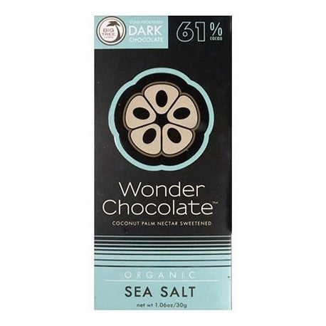 Big Tree Wonder Chocolate Organic Sea Salt (30g)