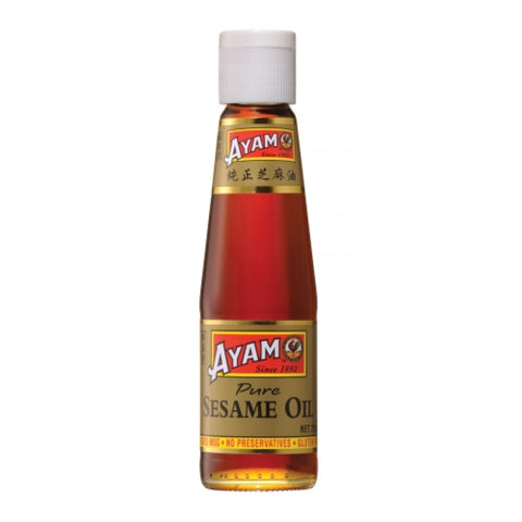 Pure Sesame Oil (420ml)