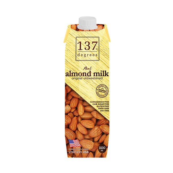 Almond Milk - Unsweetened (1L)