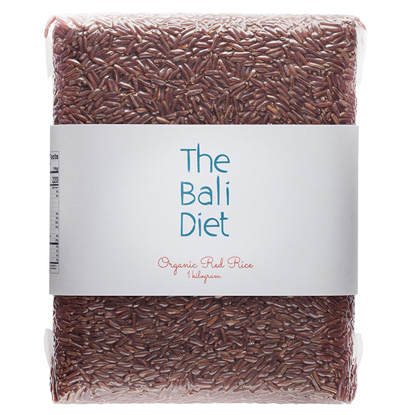Organic Red Rice (1kg)