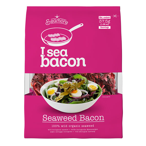 I Sea Bacon - Seaweed Bacon (75g)