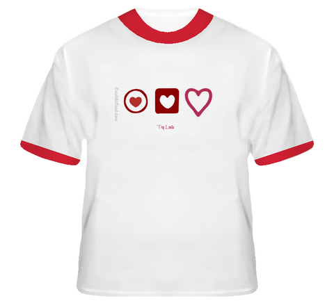 Try Love T-Shirt