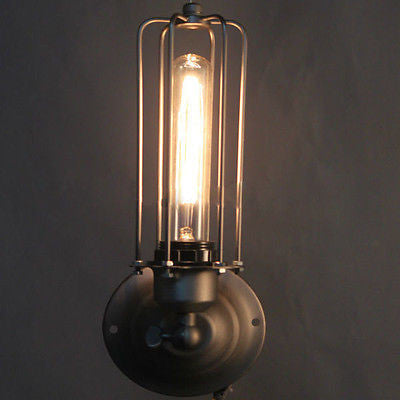 Vintage Style Retro Rural Edison Loft Industrial Restaurant Wall Lamp