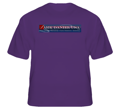 Mark Daniel USA Logo T-shirt
