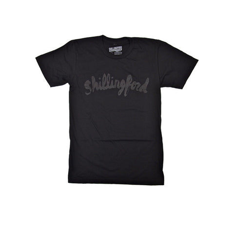 Shillingford Script Tee by Shillingford Co.