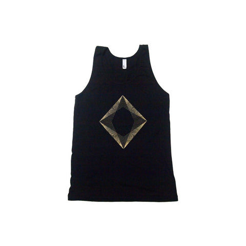 Kairos Tank Top in Black by Shillingford Co.