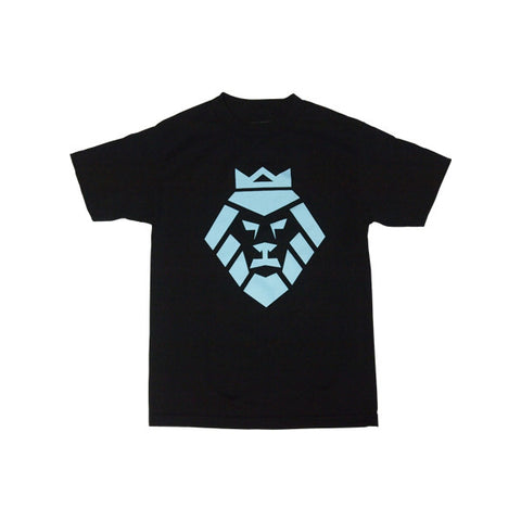 Summer Lion T-Shirt in Black by Shillingford Co.