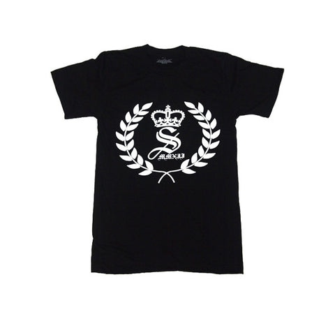Royal Cypher T-Shirt in Black by Shillingford Co.