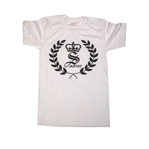 Royal Cypher T-Shirt in White