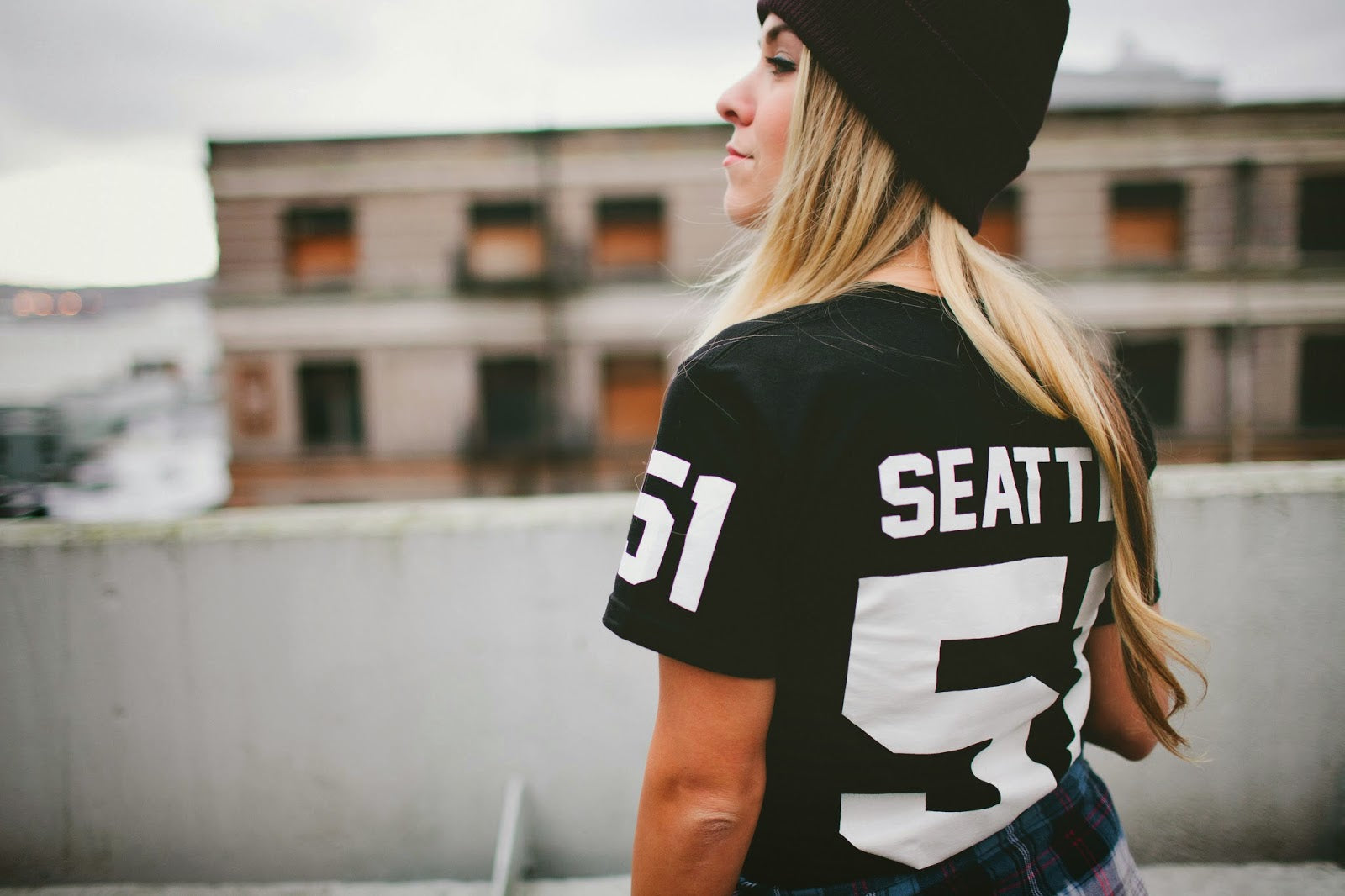 Team Seattle Tee by Shillingford Company