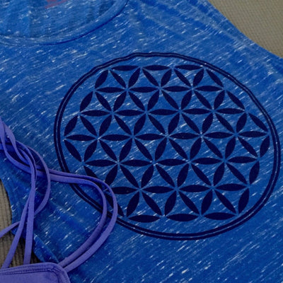 Flower of Life Muscle Tank