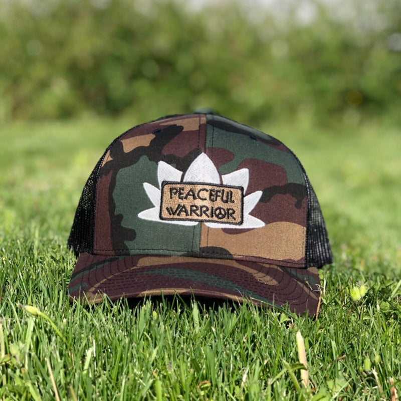 Peaceful Warrior Snapback