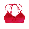 Strappy Bra ~ Red