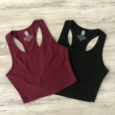 Racerback Practice Crop - Bundle