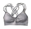 Triple Strap Bra ~ Grey