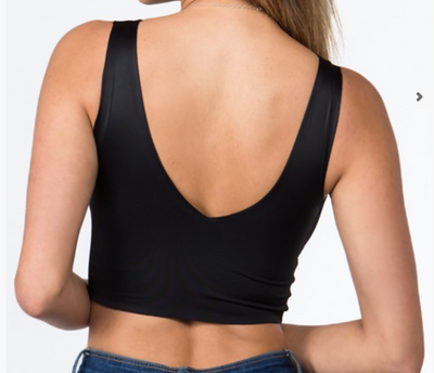 Om-azing Seamless Bra/Crop Top