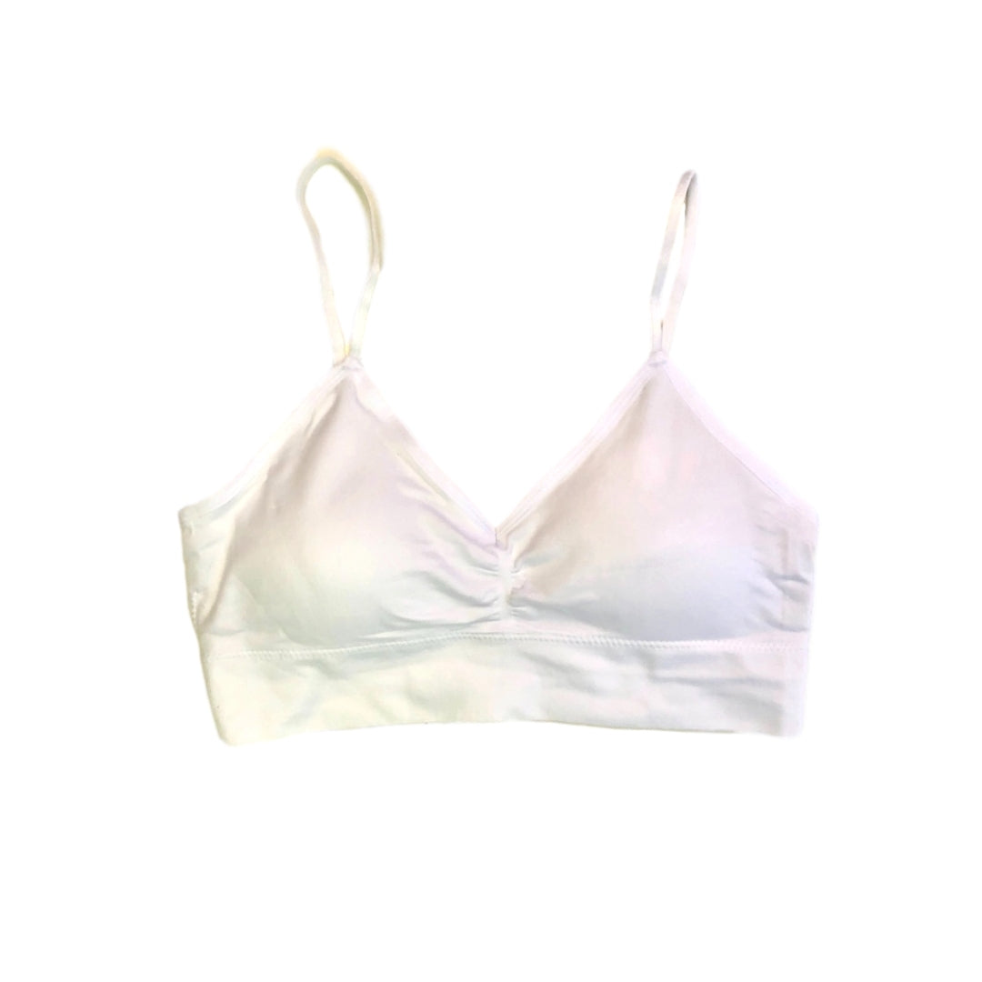 Crop Cami ~ White