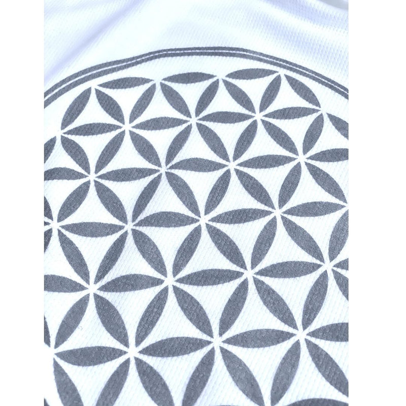 Flower of Life Thermal Hoodie