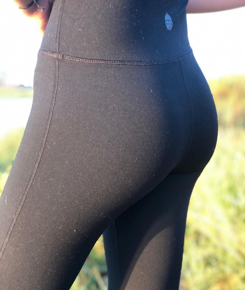 Little Black Leggings