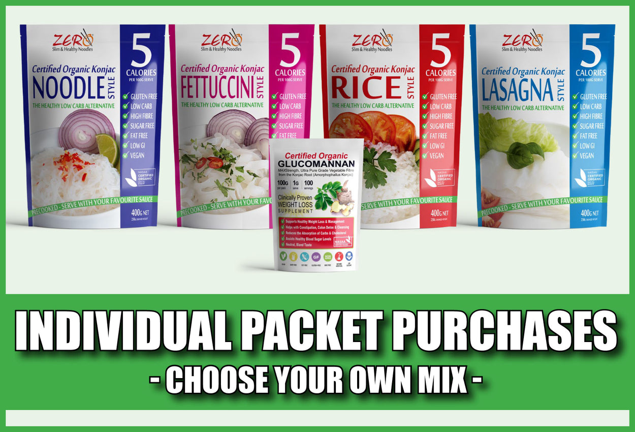 Individual Packet Purchases (choose your own mix)