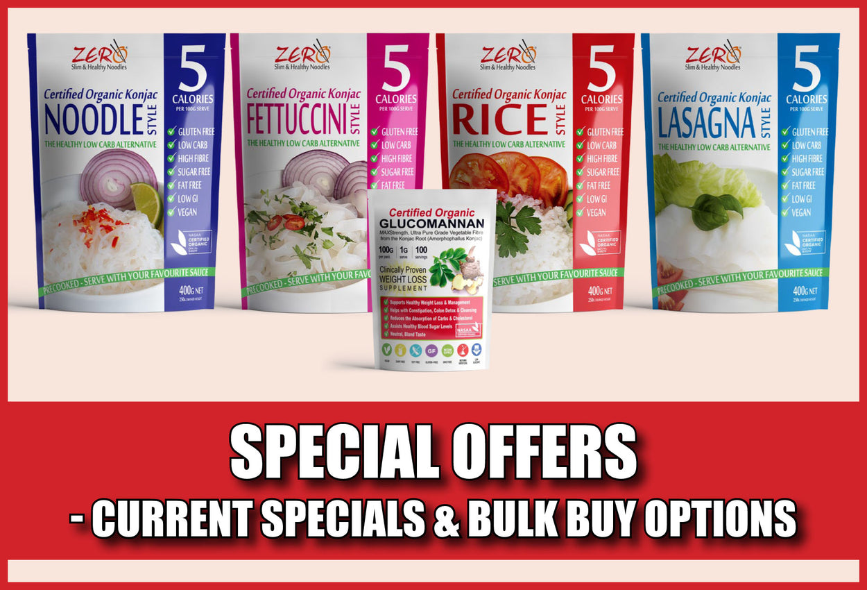 Special Offers (current specials & bulk buy options)