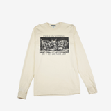 """ENVY"" L/S T-Shirt (Natural)"