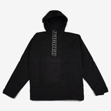 """Heartless"" Anorak Parka (Black)"