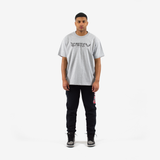 """No-One"" S/S T-Shirt (Heather Grey)"