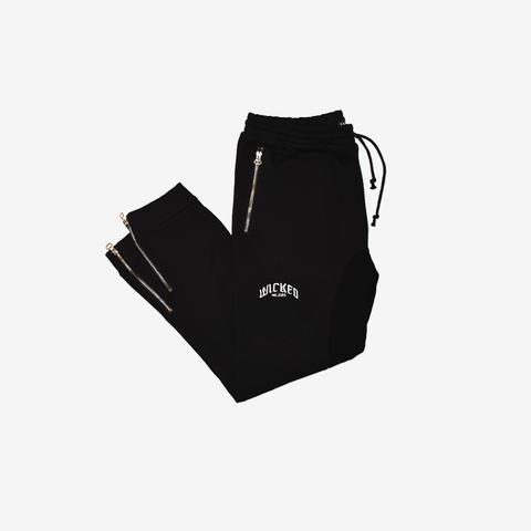 """Logo"" French Terry Joggers"