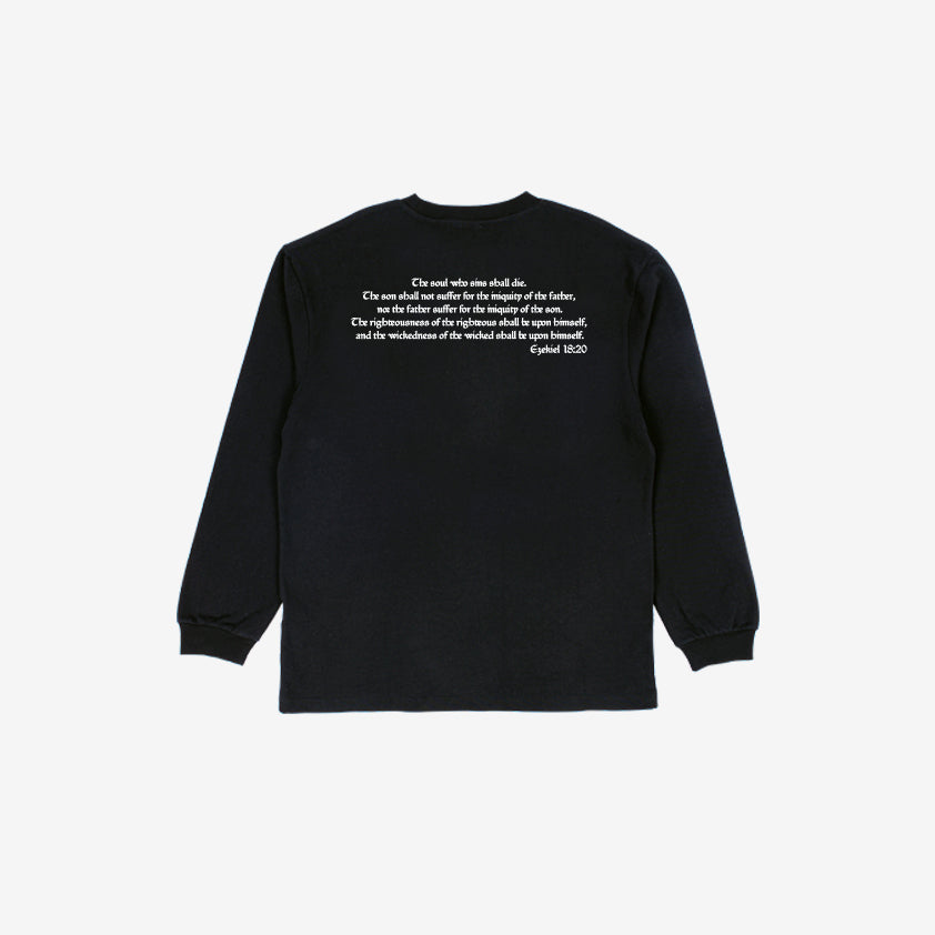 """Wrath"" Long Sleeve Tee"