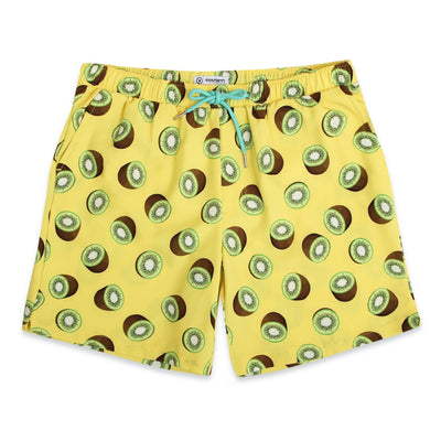 Classic cut men's printed shorts
