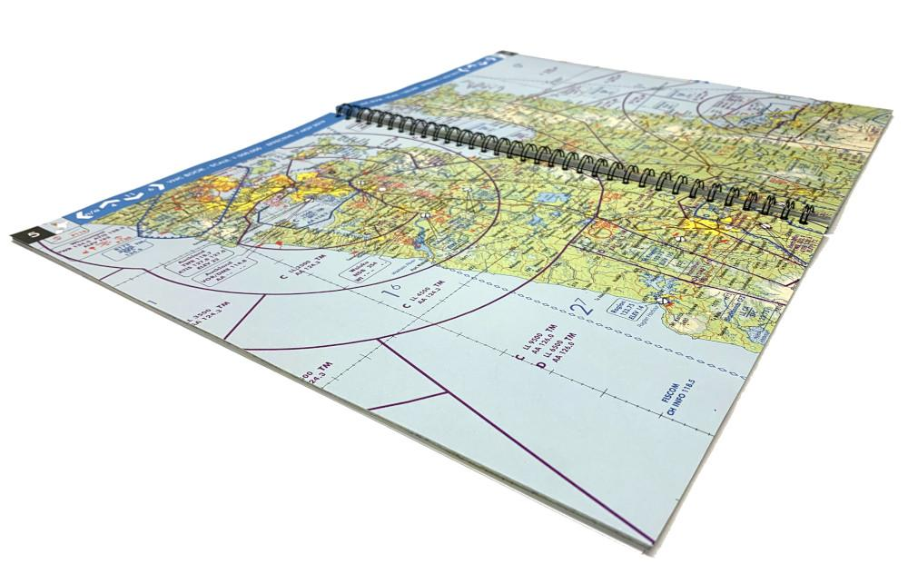 New Zealand Visual Navigation Chart Book - 5 Nov 2020