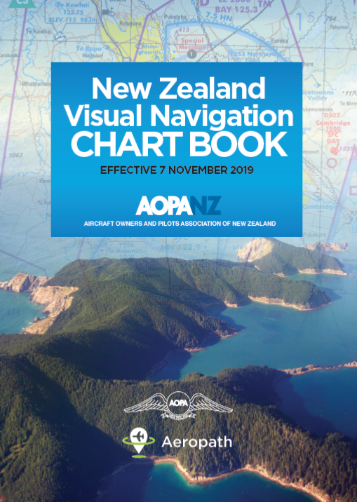 A4 NZWP Chart for use with the VNC Chart Book