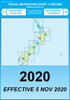 B1/B2 VNC Northland/Auckland/Marlborough/Canterbury - (1:500,000) - 5 Nov 2020