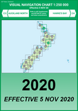 C3/C4 VNC Auckland North/Hawke's Bay - (1:250,000) - 5 Nov 2020