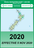 C5/C6 VNC Napier/Gisborne/Auckland South - (1:250,000) - 5 Nov 2020