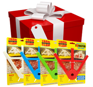 Holiday Family Gift (4 Pack) - Thaw Claw