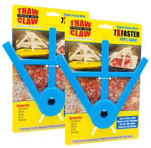 THAW CLAW [2 PACK] Blue