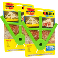 THAW CLAW [2 PACK] Red
