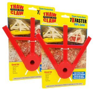 THAW CLAW - 2 PACK - Thaw Claw