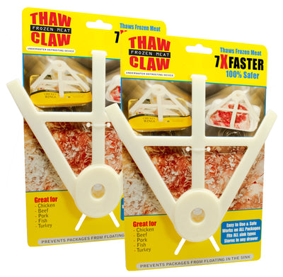THAW CLAW [2 PACK] White