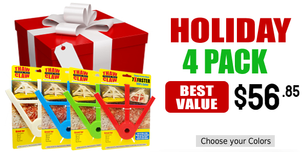 HOLIDAY GIFTS [4 PACK]