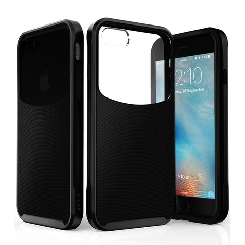 HYBRID IPHONE 7 PLUS CASE (BLACK)