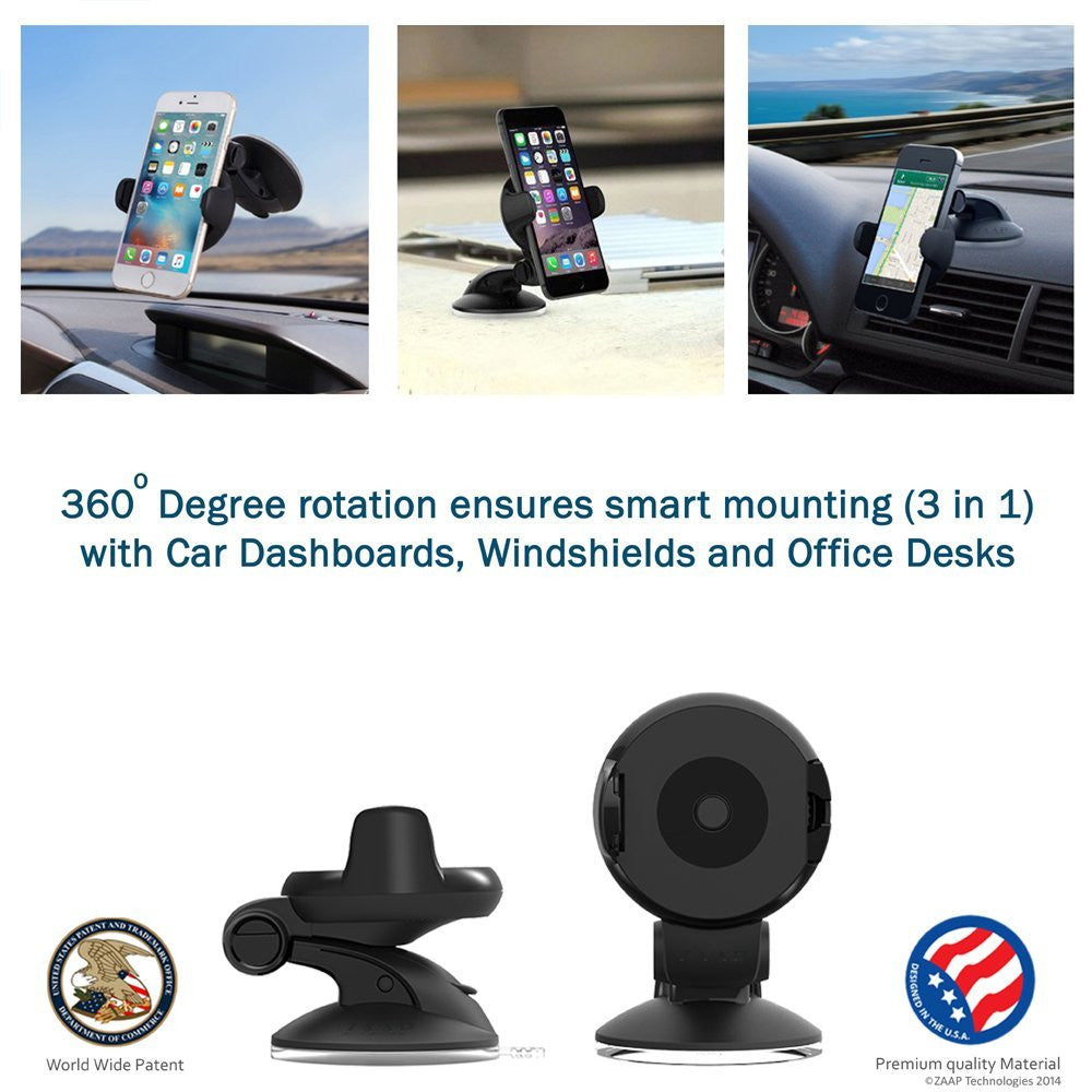 QUICK TOUCH TWO CAR MOUNT
